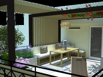 Pergola & outdoor design