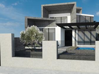 3 residences complex at Porto Rafti.