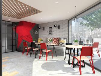 New Goody's Burger House project-Galatsi