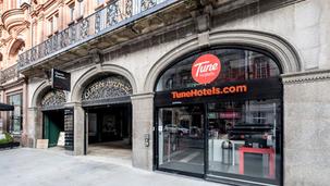 Tune Hotel, Liverpool