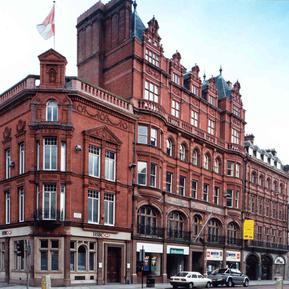 Tune Hotel Liverpool