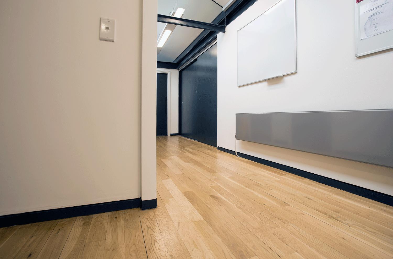 Eco-centre-hallway