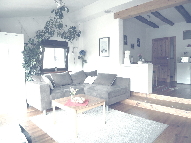 Wohnzimmer + Küche