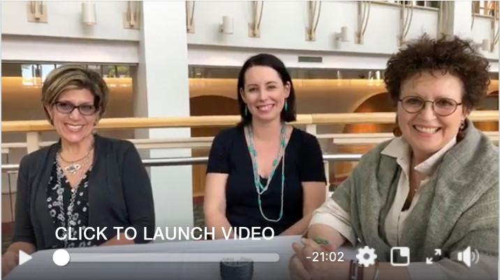 Interview with Beadshop.com's Janice Parsons and Kate Richbourg. Meet jewelry designer Michelle Leonardo and Editor of Beadwork Magazine, Tammy Honaman.