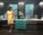 Michelle Leonardo Design Launch Party