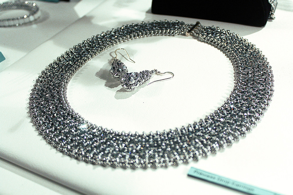 Michelle Leonardo Design Launch Party – Brilliance Necklace