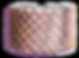 Dragon Scale Cuff—Mettalc Rose by Michelle Leonardo Design