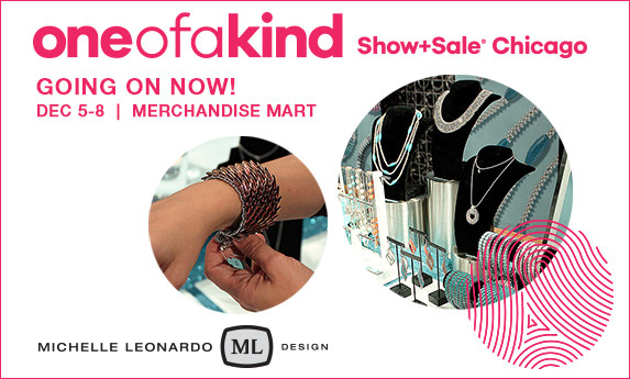 One Of A Kind Show Going On Now Featuring Michelle Leonardo Design