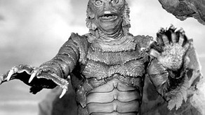 When I was 8 I fell in love with the Creature from the Black Lagoon