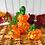 Thumbnail: Orange Yellow Speckle Gourd