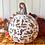Thumbnail: Large Gold and White Pumpkin
