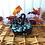 Thumbnail: Squat Black Metallic Speckle Pumpkin