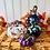Thumbnail: Gold and White Squat Pumpkin