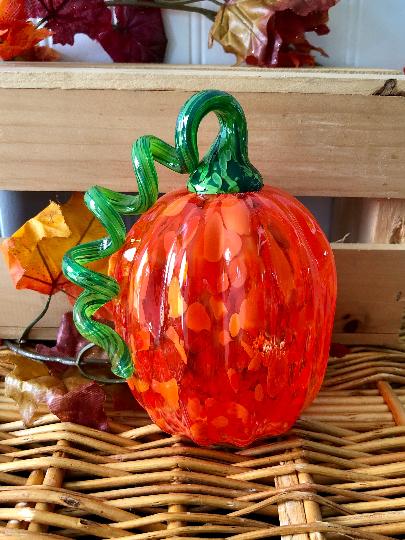 Dark Orange Pumpkin