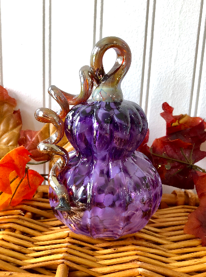 Purple Gold Gourd