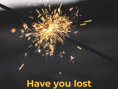 💥 Have you lost your spark for business? 💥⁠