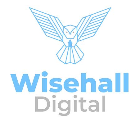 Wisehall Digital Logo + Type White.png