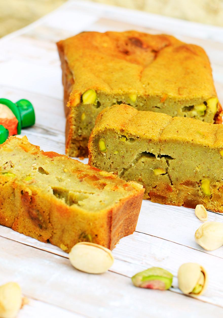 עוגת מייפל וקמח כוסמין