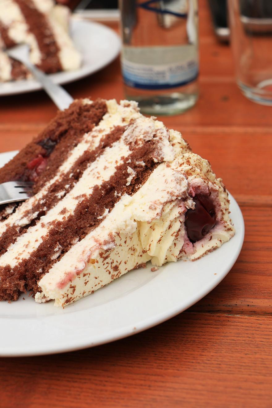 עוגת היער השחור המקורית