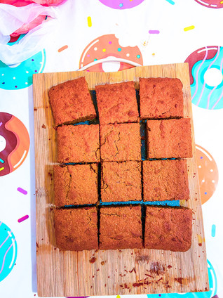 עוגת קפה קטו דלת קלוריות ודלת פחמימות ללא גלוטן