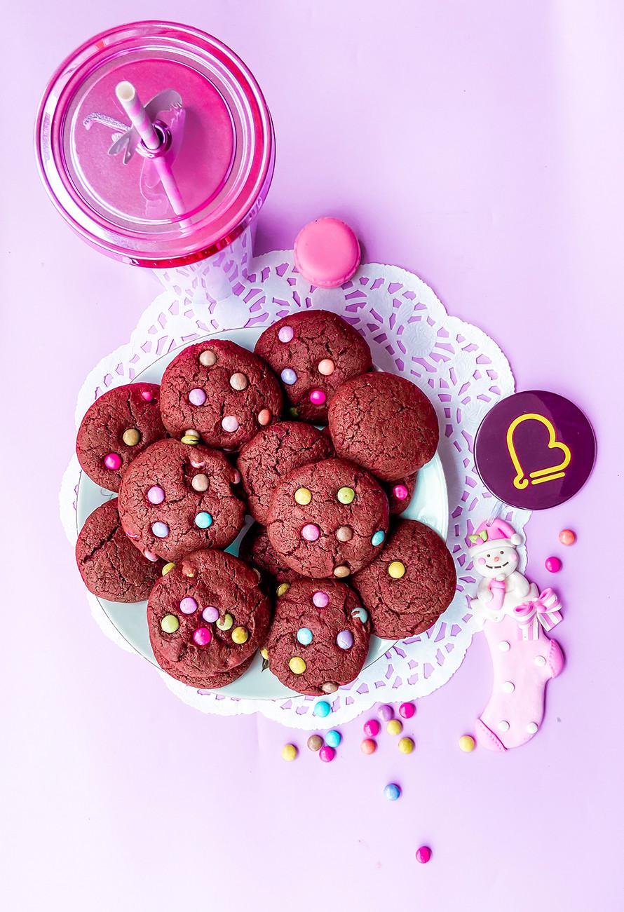 עוגיות שוקולד שקדים הכי טעימות שיש