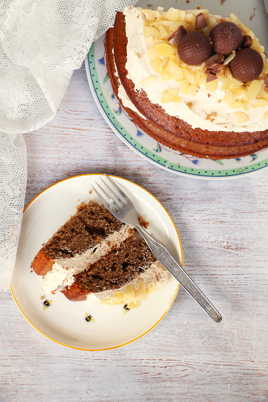 עוגה בריאה לשבת