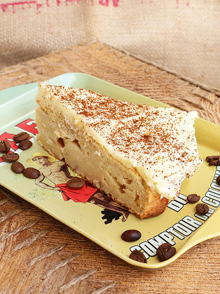 עוגת גזר לבן (Parsnip) ללא גלוטן