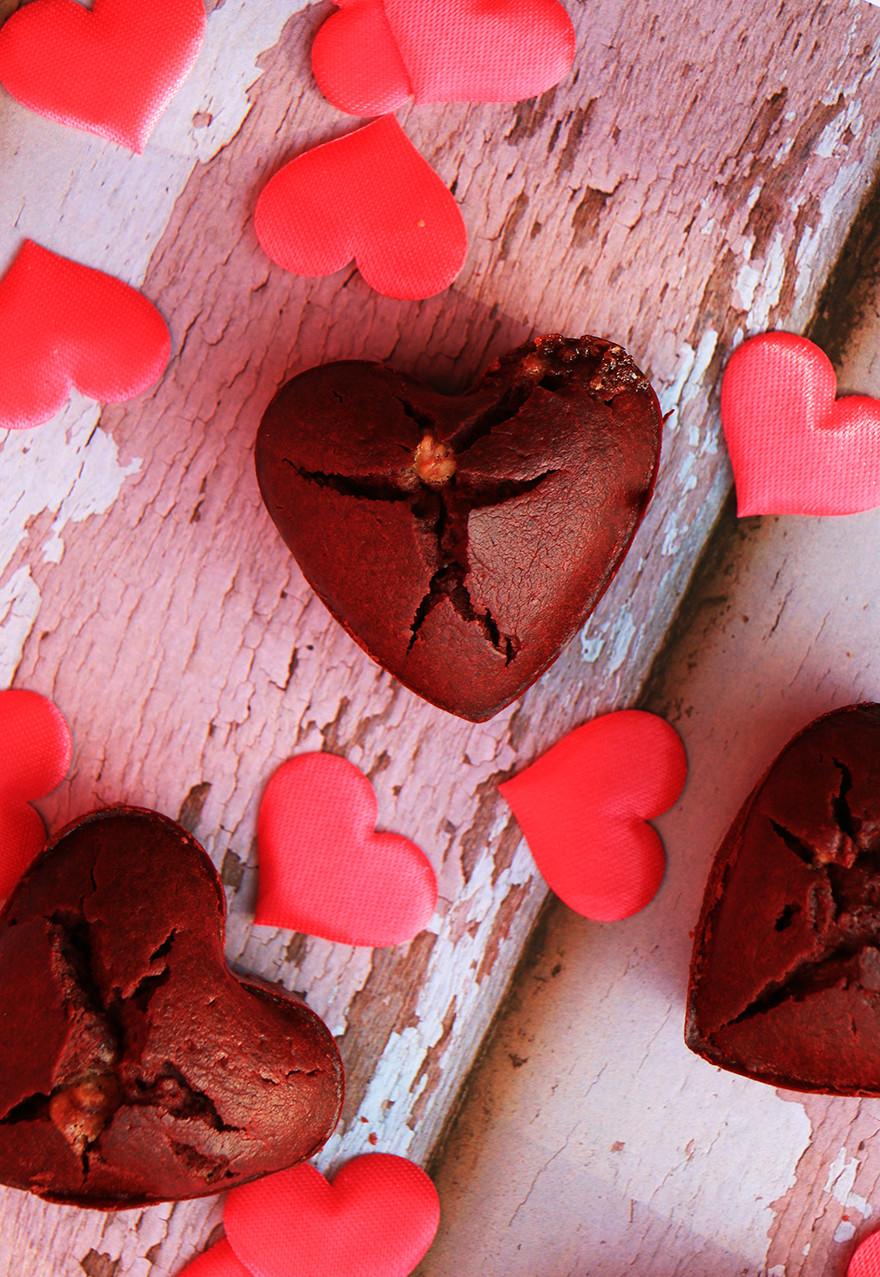 מאפינס שוקולד בריא ושיבולת שועל