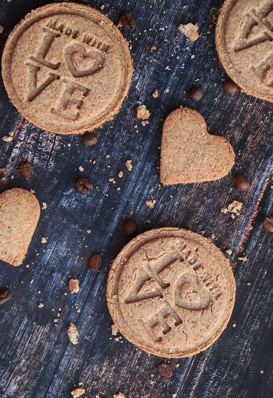 עוגיות קפה בריאות