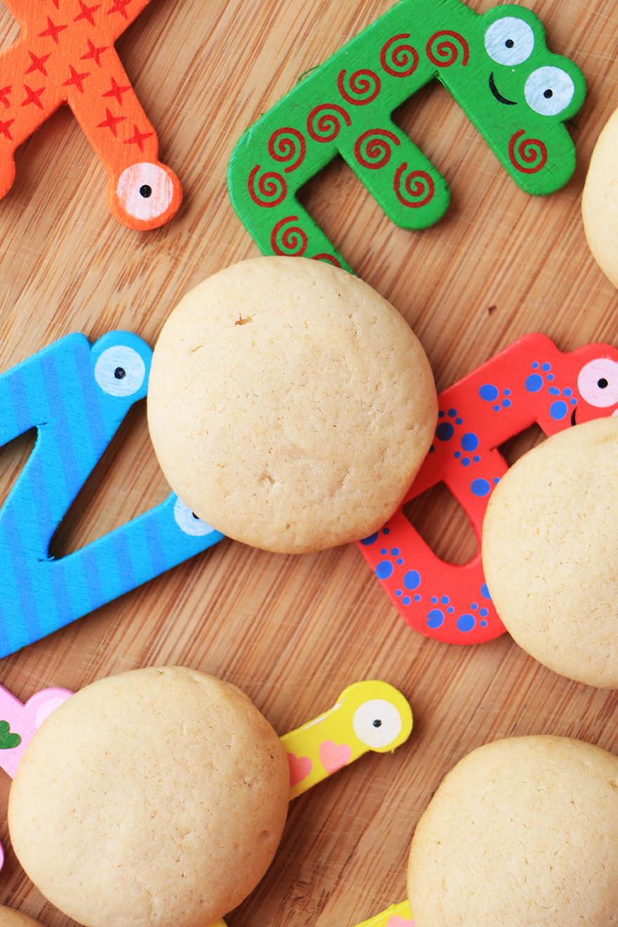 עוגיות לתינוקות