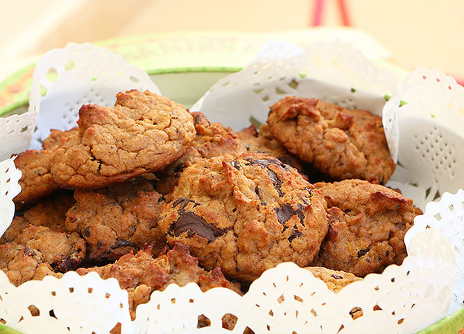 עוגיות חומוס