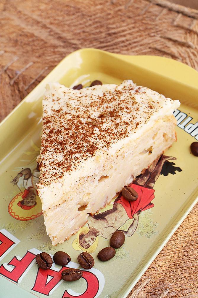 עוגת גזר לבן