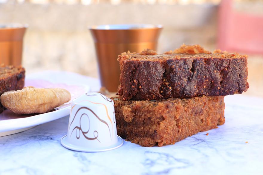 עוגה מקמח שיפון