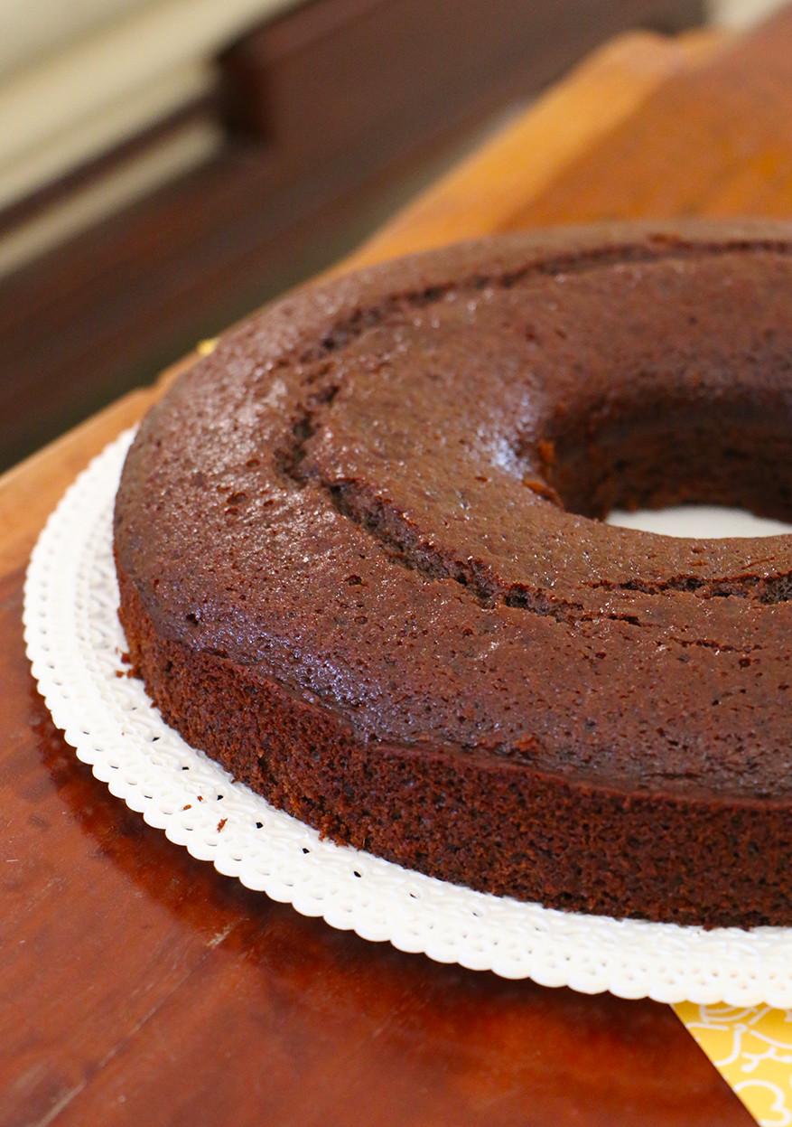 עוגת דבש מקמח כוסמין לראש השנה
