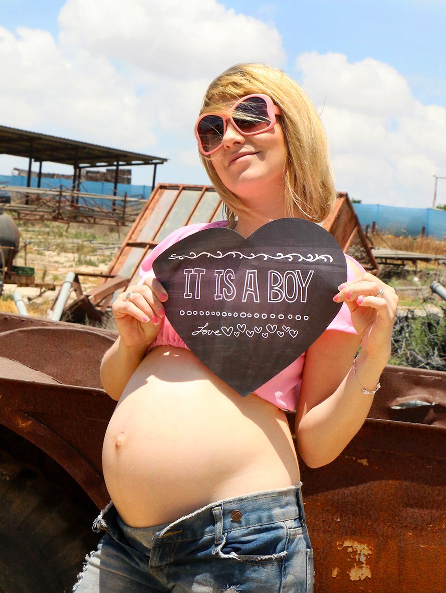 עור הבטן בהריון ואחרי לידה