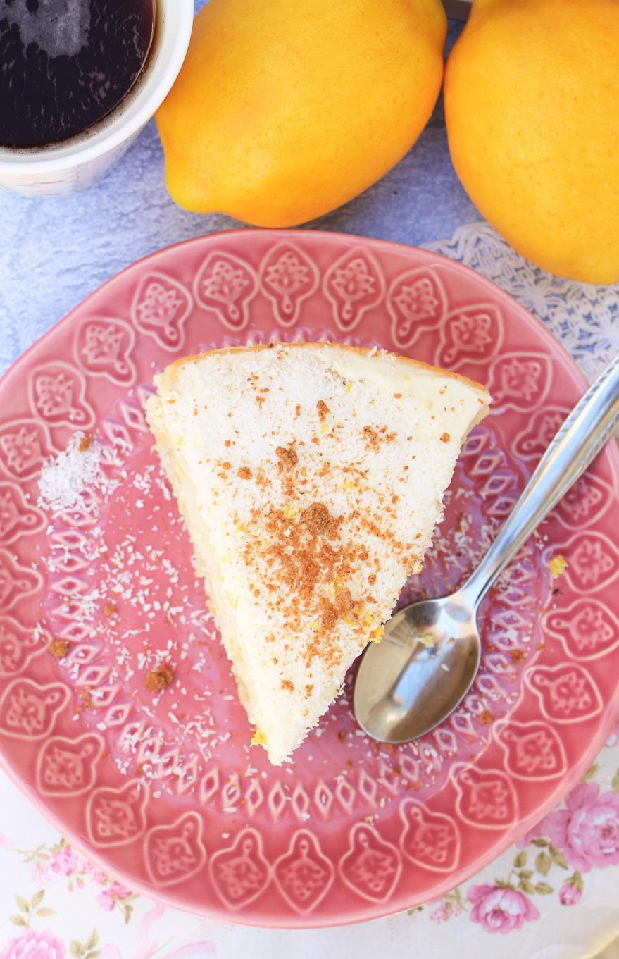 עוגת קוקוס ללא גלוטן לפסח