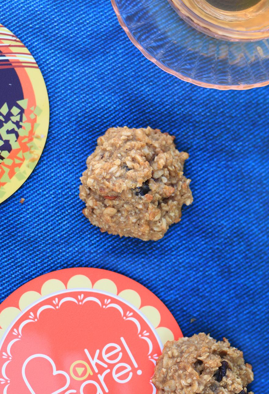 עוגיות קוואקר בריאות