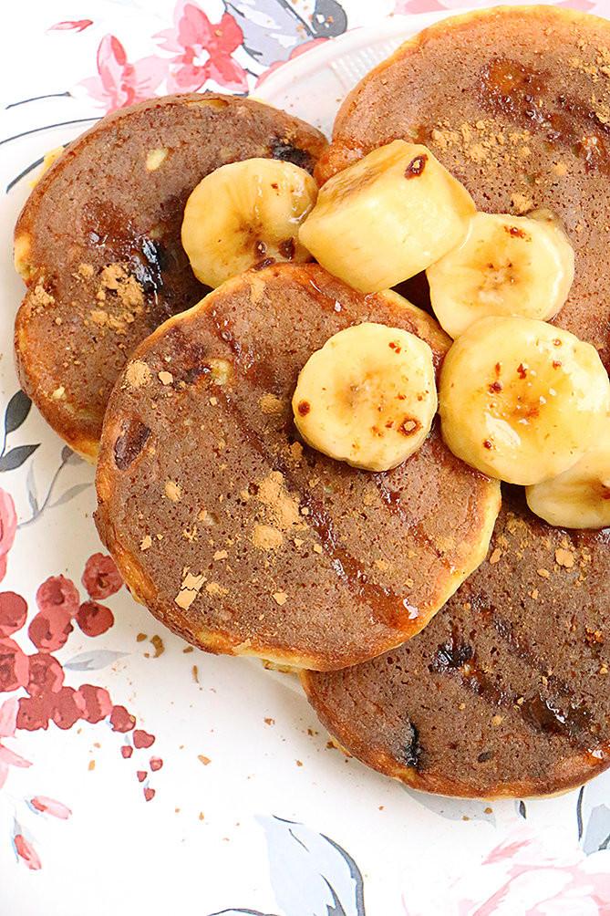 פנקייק בננה ללא גלוטן