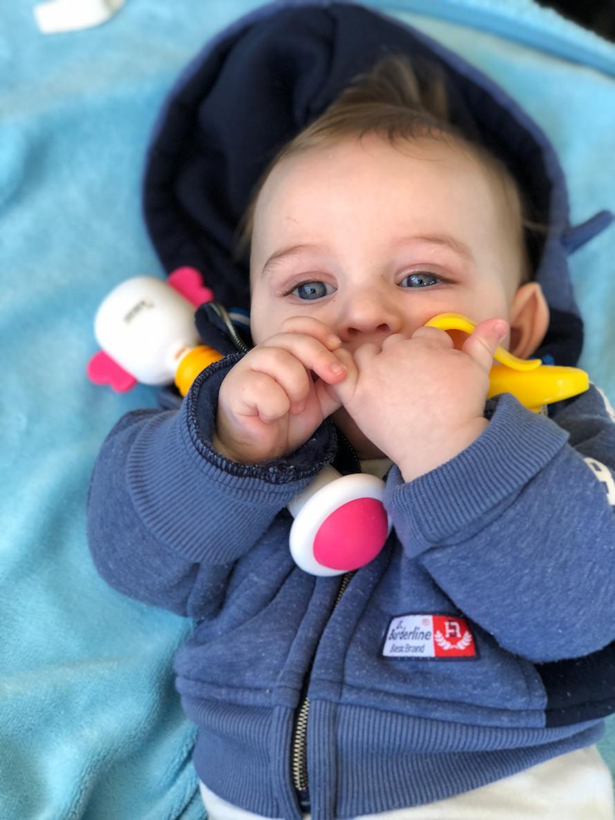 שמירה על סביבת תינוק נקיה