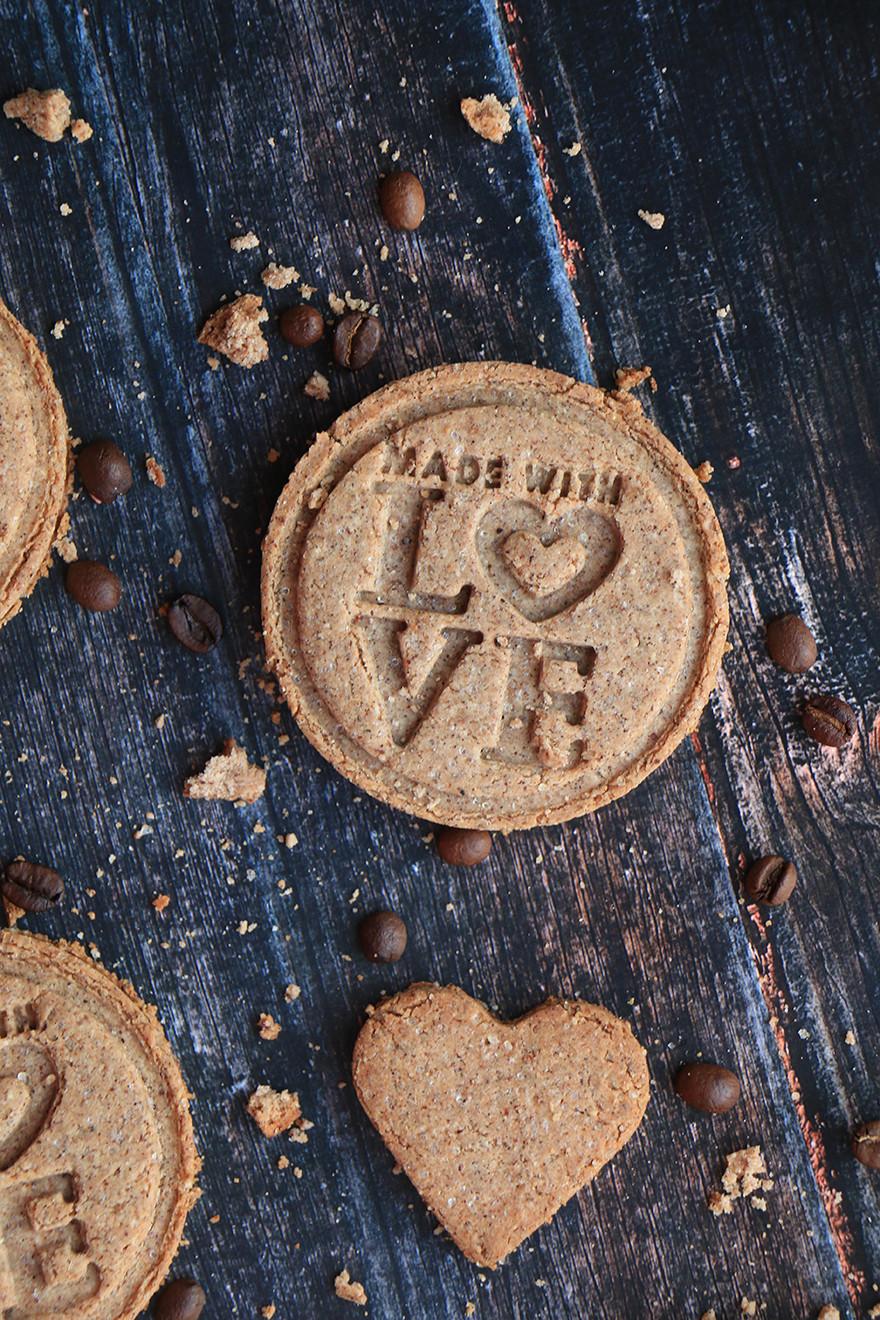 עוגיות שקדים לוולנטיין