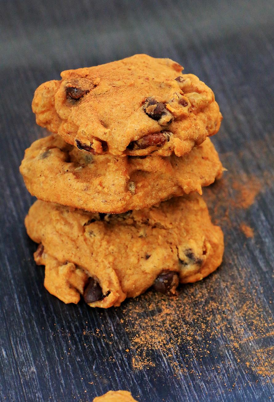 עוגיות בטטה ושוקולד ציפס