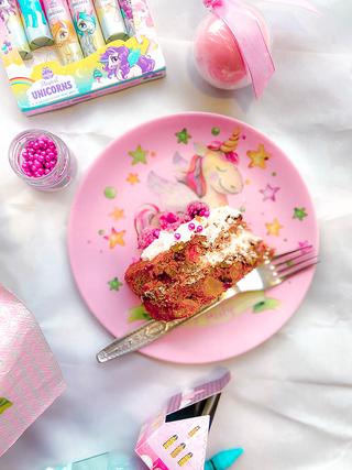 עוגת גזר מקמח כוסמין מלא עם תבלינים ופירות יבשים