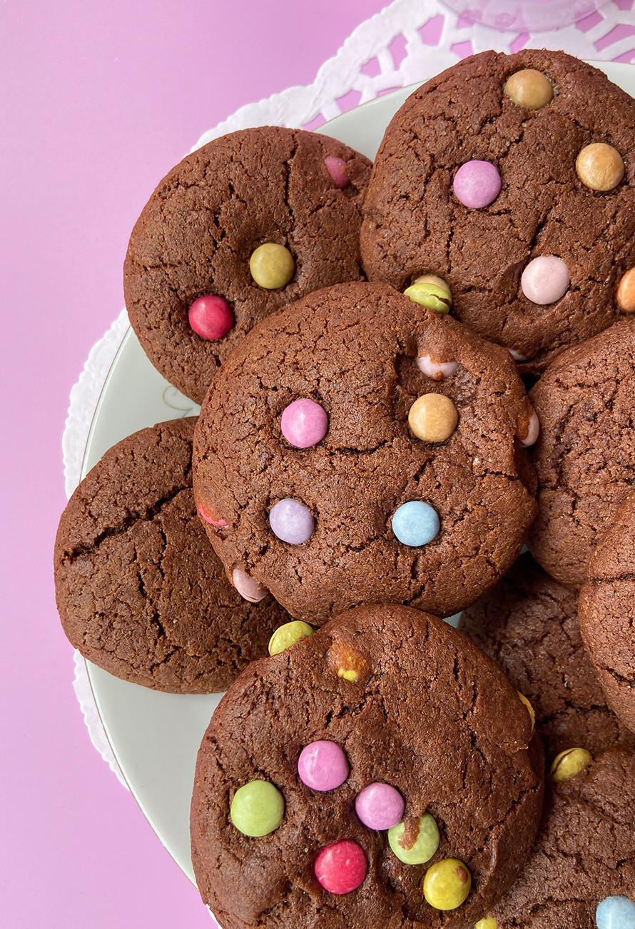 עוגיות שוקולד הכי טעימות שיש וגם בריאות