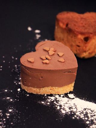 עוגת מוס שוקולד טבעונית שתגרום לכם להתאהב