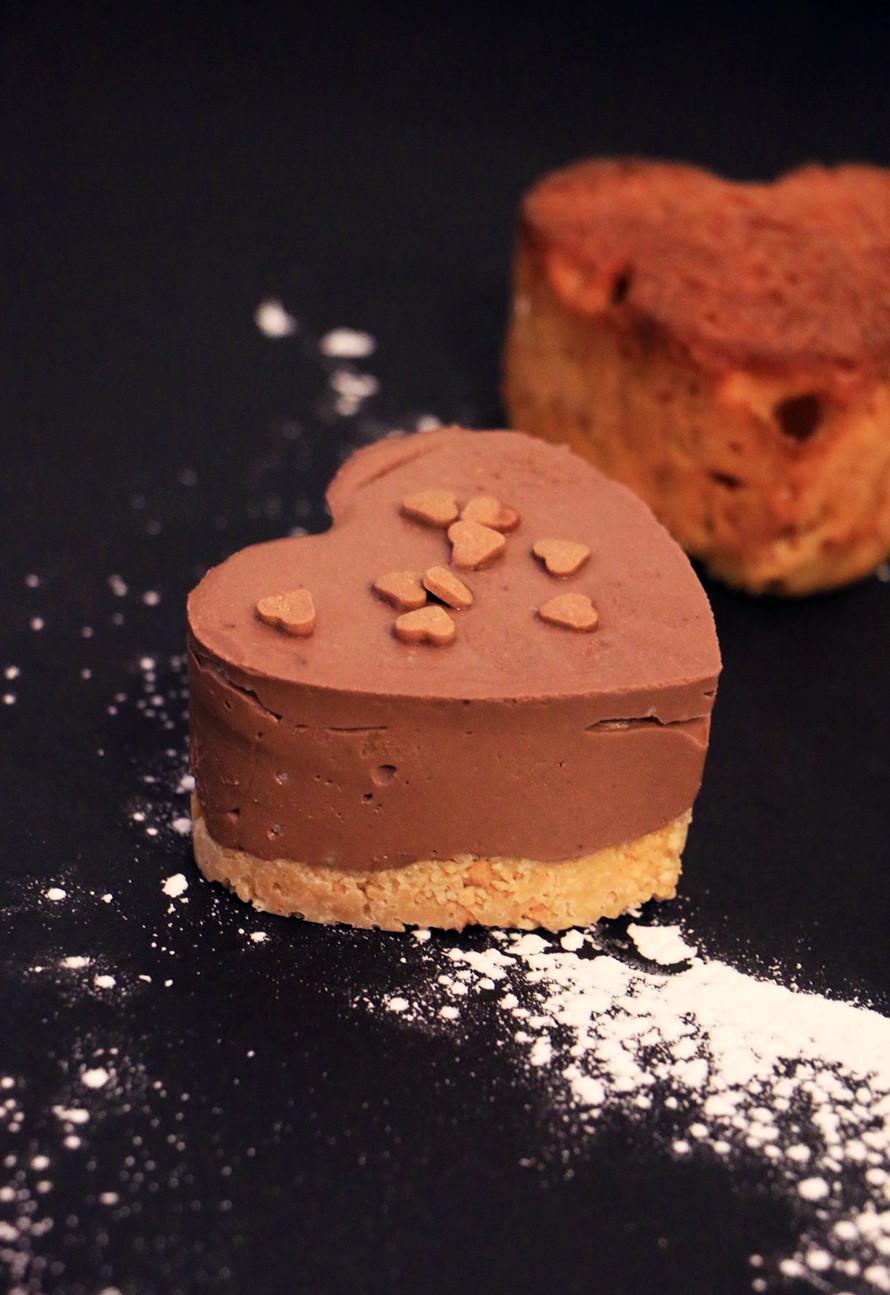 מוס שוקולד טבעוני מטופו