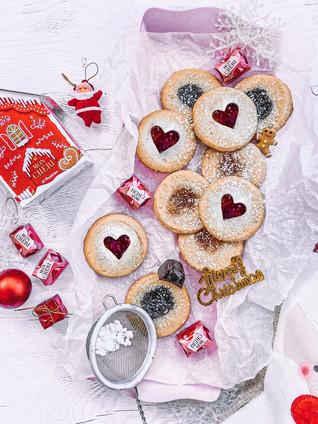 עוגיות חמאה/קוקוס קטו טבעוניות מקמח שקדים וקוקוס ללא גלוטן ללא סוכר