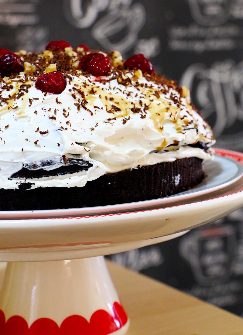 עוגת שוקולד מקמח תמי