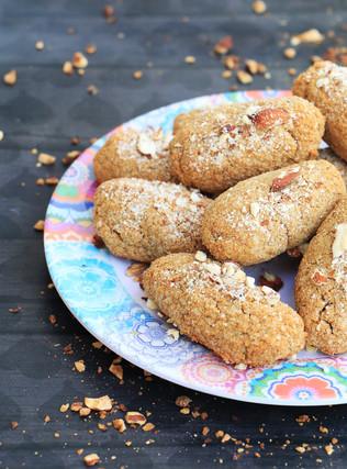 עוגיות שקדים יווניות Ergolavi