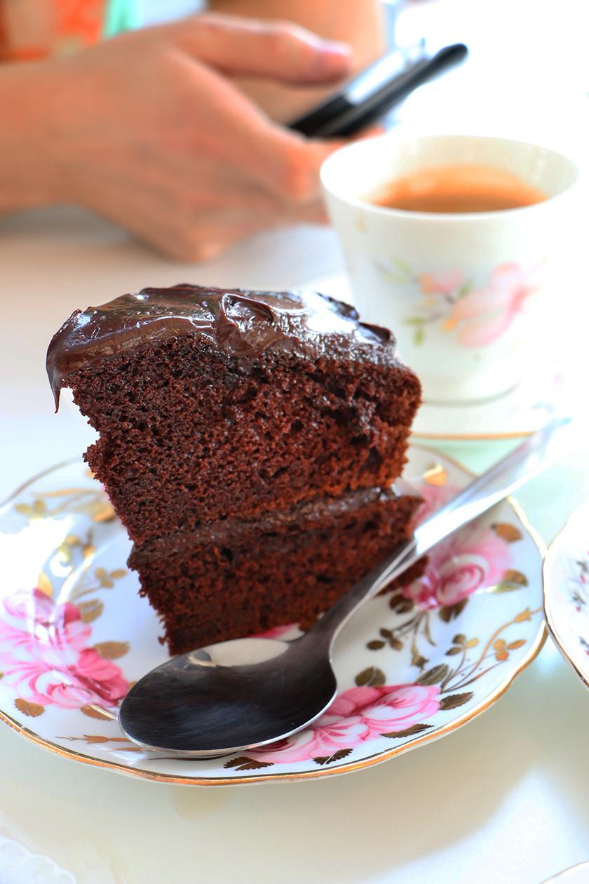 הודליה כצמן עוגת שוקולד