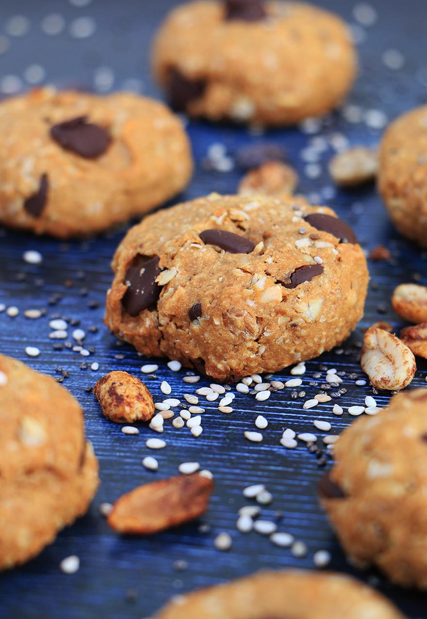 עוגיות אנרגיה בריאות